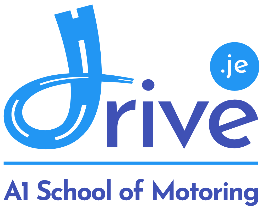 Drive.je / A1 School of Motoring logo