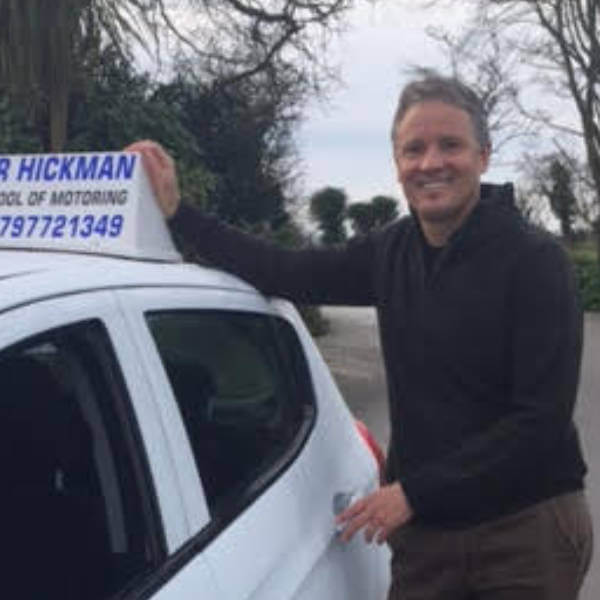Driving instructor Andy profile photo