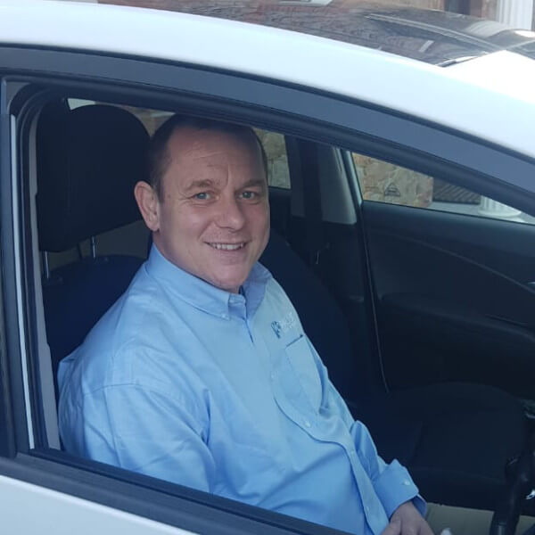Driving instructor David - profile picture