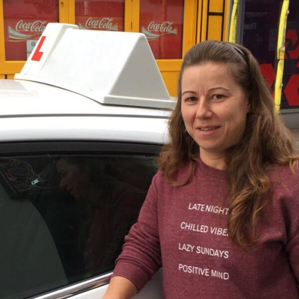 Driving instructor Sandra (Gemini School of Motoring) profile photo