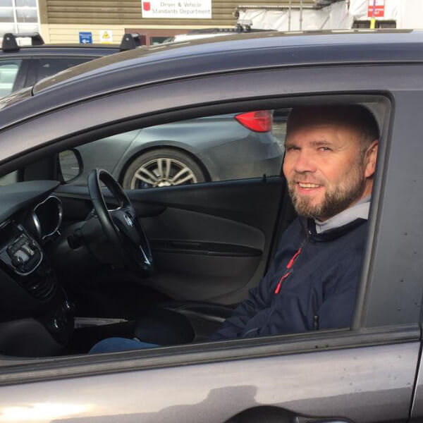 Driving instructor Tony - profile picture